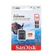 Mem. Kartica SanDisk SanDisk SDXC 128GB Micro Extreme 160MB/s +SD Adap.za GOPRO