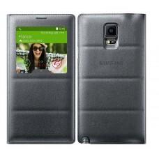 Futrola View cover za Samsung N910 Note 4 crna