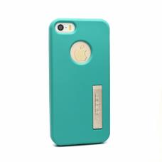 Futrola silikonska Spigen color za Iphone 5 / 5s zelena