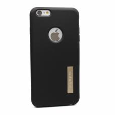 Futrola silikonska Spigen color za Iphone 6 plus 5.5 crna