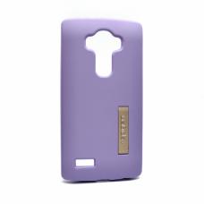 Futrola silikonska Spigen color za LG G4 /H815 ljubicasta
