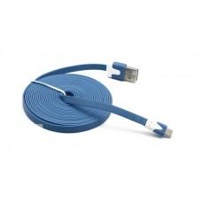 Data kabal Light micro USB plava 2m