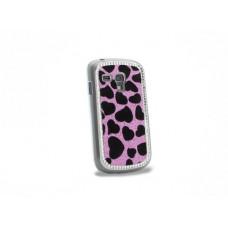 Futrola Diamond glitter za Samsung I8190 Galaxy  S3 Mini ljubicasta