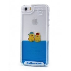 Futrola Float za iPhone 5 / 5s Ducks plava