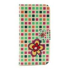 Futrola Bi fold print za iPhone 6 4.7 Squares