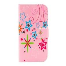 Futrola Bi fold print za iPhone 6 4.7 Stars