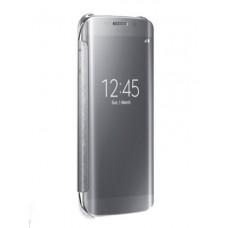 Futrola See Cover za Samsung G925 Galaxy S6 Edge srebrna