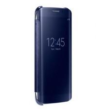 Futrola See Cover za Samsung G925 Galaxy S6 Edge tamno plava