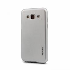 Futrola Motomo New za Samsung J500F Galaxy J5 srebrna