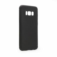 Futrola Polka dots za Samsung G950 Galaxy S8 crna