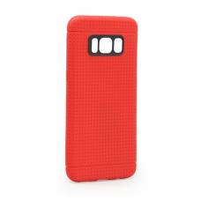 Futrola Polka dots za Samsung G950 Galaxy S8 crvena