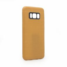 Futrola Polka dots za Samsung G950 Galaxy S8 zlatna