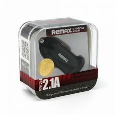 Auto punjac Remax CC101 USB 2.1A crni