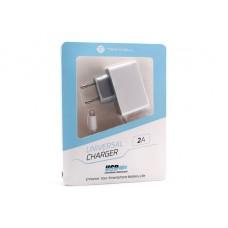 Kucni punjac Teracell dual USB punjac za iPhone 5 /iphone 6 5V 2A beli