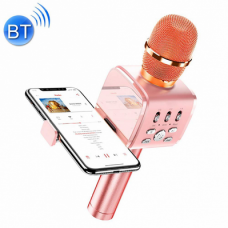 Bluetooth mikrofon sa drzacem JR-MC3 roze