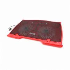 Cooler za laptop 806 crveni