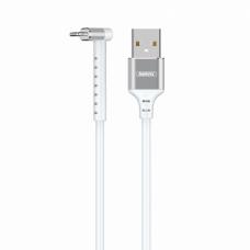 Data kabl + holder Remax Joy RC-100i za iPhone lightning beli 1m