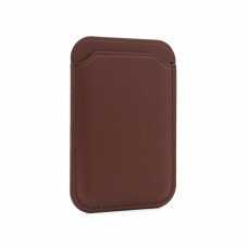 Drzac za kartice Leather Wallet braon