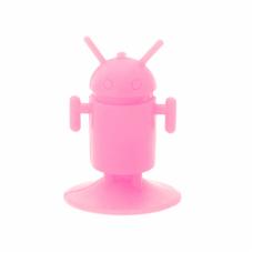 Drzac za mobilni telefon Robot pink