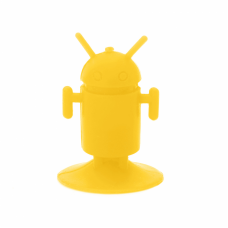 Drzac za mobilni telefon Robot zuti
