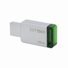 Kingston Data Traveler DT50 USB flash memorija 16GB 3.1 srebrni