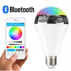 LED sijalica sa bluetooth zvucnikom