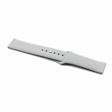Narukvica plain za smart watch 22mm siva
