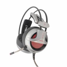 Slusalice Gaming Jindun M08V 7.1 crno sive