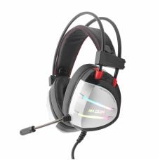 Slusalice Gaming Jindun M10 7.1 crno srebrne