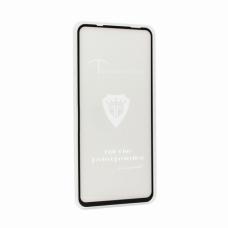 Tempered glass (staklo) 2.5D full glue za Huawei Nova 5T crni