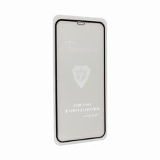Tempered glass (Staklo) 2.5D full glue za iPhone 11 6.1 crni