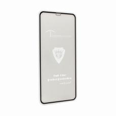 Tempered glass (Staklo) 2.5D full glue za iPhone 11 Pro Max 6.5 crni