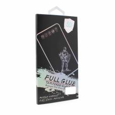 Tempered glass (staklo) 5D za Huawei P40 Lite/Nova 6 SE crni