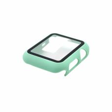 Tempered glass (staklo) case za iWatch 38mm svetlo zelena