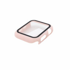 Tempered glass (staklo) case za iWatch 44mm pink