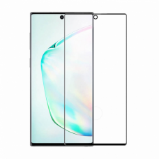 Tempered glass (staklo) Nillkin 3D CP+Max za Samsung N975F Galaxy Note 10 Plus crni