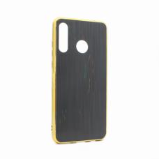 Futrola 3D Crystal za Huawei P30 Lite crna