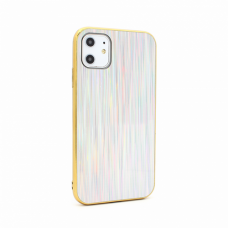 Futrola 3D Crystal za iPhone 11 6.1 srebrna