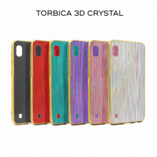 Futrola 3D Crystal za iPhone 11 Pro Max 6.5 srebrna