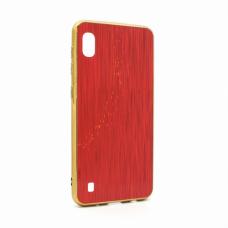 Futrola 3D Crystal za Samsung A105F Galaxy A10 crvena