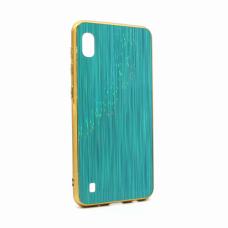 Futrola 3D Crystal za Samsung A105F Galaxy A10 zelena