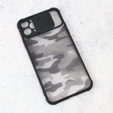 Futrola Army Shield za iPhone 11 Pro Max 6.5 crna