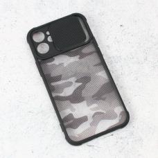 Futrola Army Shield za iPhone 12 Mini 5.4 crna