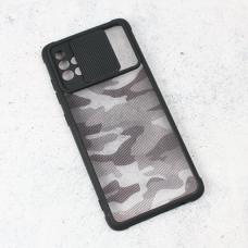 Futrola Army Shield za Samsung A515F Galaxy A51 crna