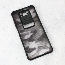 Futrola Army Shield za Xiaomi Poco X3/ X3 NFC crna