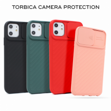 Futrola Camera protection za iPhone X/XS crna