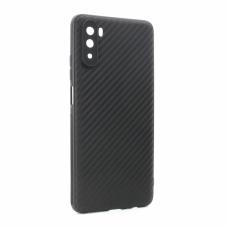 Futrola Carbon fiber za Huawei Mate 40 Lite crna