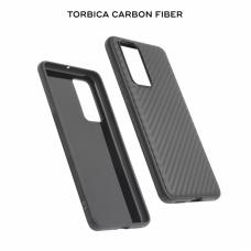 Futrola Carbon fiber za Huawei P40 crna