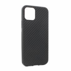 Futrola Carbon fiber za iPhone 12/12 Pro 6.1 crna