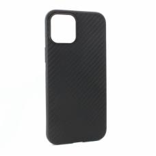 Futrola Carbon fiber za iPhone 12 Pro Max 6.7 crna